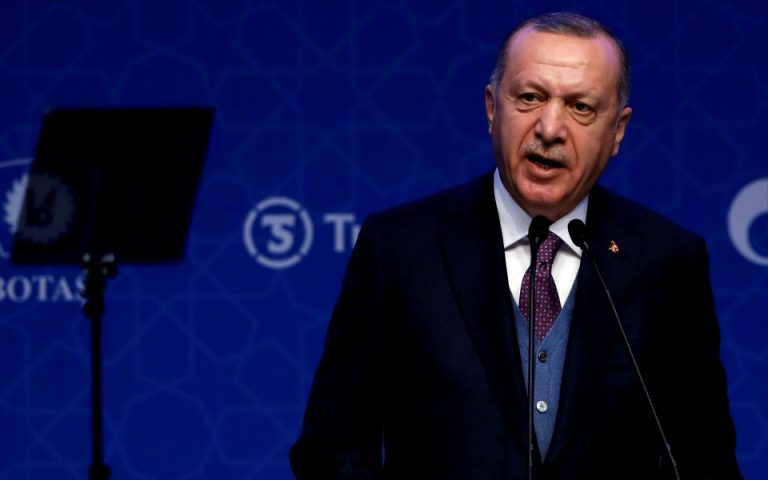 Ερντογάν: Η Τουρκία θα «πατήσει» στη Σελήνη έως το 2023