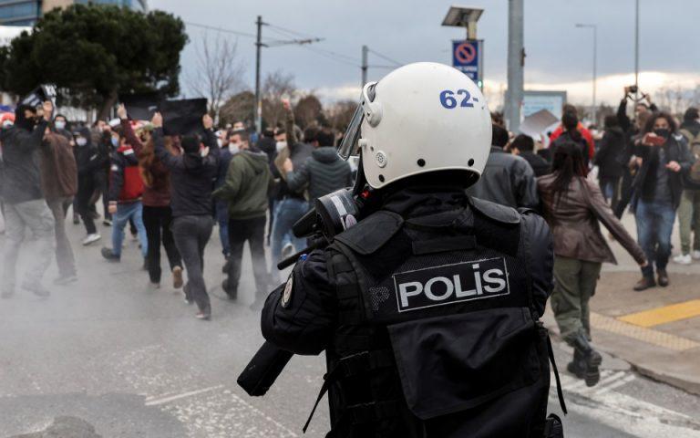 Τουρκία: Απορρίπτει τη διεθνή κριτική για την αντιμετώπιση των φοιτητικών διαδηλώσεων