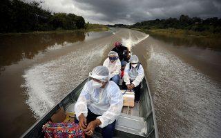 Φωτογραφίες REUTERS/ Bruno Kelly