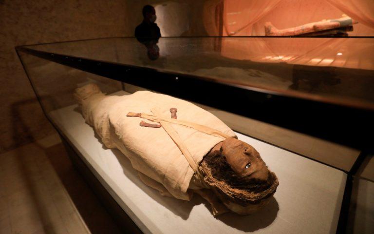 Σκάνερ αποκαλύπτει την αιτία θανάτου ενός φαραώ