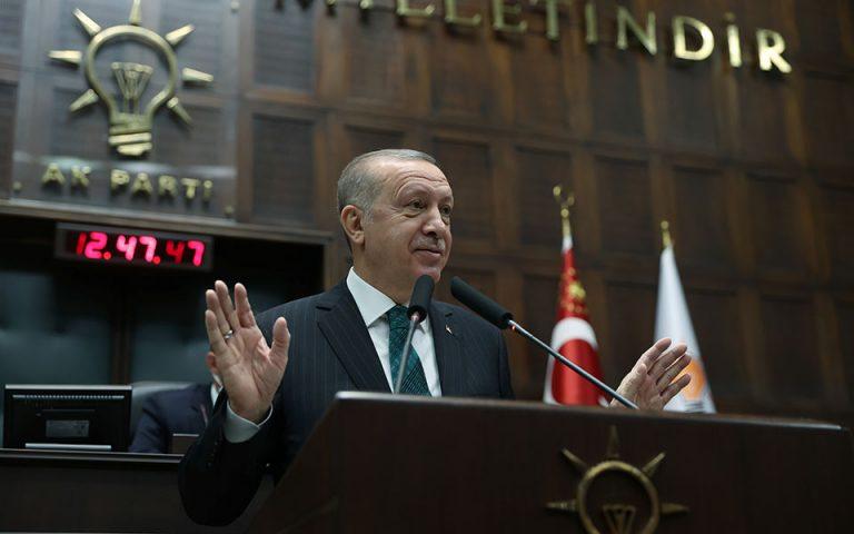 Με αγωγές απαντά ο Ερντογάν στην κριτική Κιλιντσάρογλου