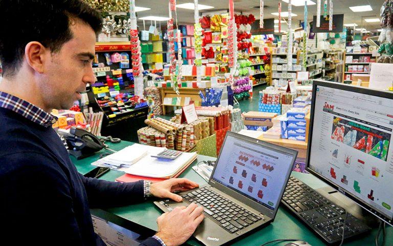 Η Ελλάδα 33η μεταξύ 152 χωρών στον δείκτη ηλεκτρονικού εμπορίου