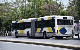 Οι προσλήψεις που έγιναν αφορούν 356 οδηγούς και 56 τεχνίτες για τα αστικά λεωφορεία των Οδικών Συγκοινωνιών (φωτ. INTIME NEWS).