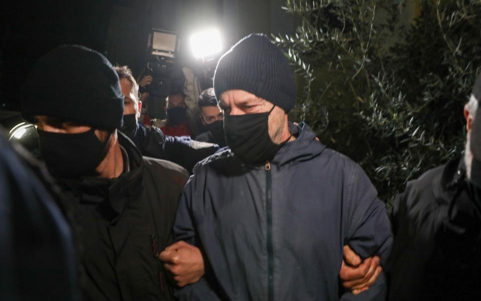 Στις φυλακές Τρίπολης ο Δημήτρης Λιγνάδης