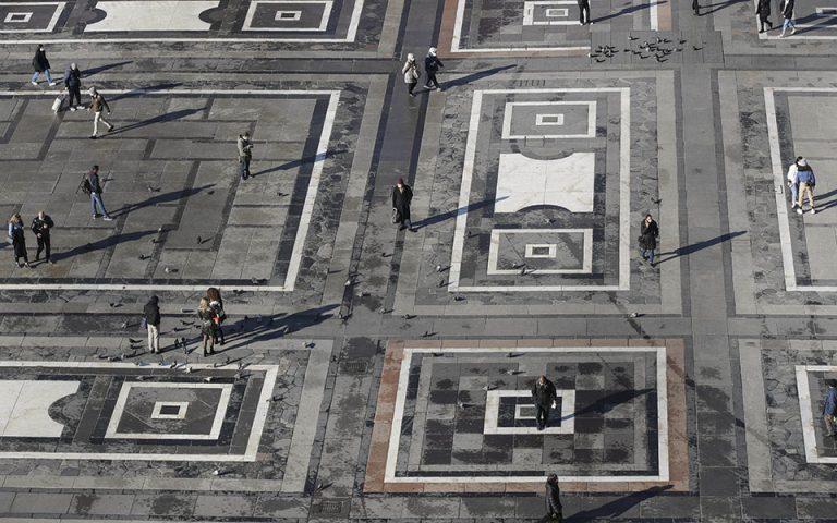 Με βρετανική μετάλλαξη το ένα πέμπτο των κρουσμάτων στην Ιταλία