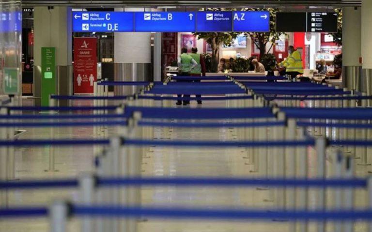 ΥΠΑ: Μόνο ουσιώδεις πτήσεις εσωτερικού έως 1η Μαρτίου