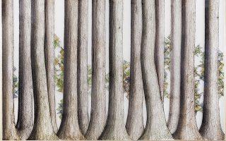 Νέα ατομική έκθεση της Ντιάννας Μαγκανιά με τίτλο «H άνοιξη του Ζήνωνα / Spring paradox, 2020» στη «Ρεβέκκα Καμχή».