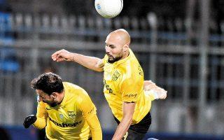 Βόλος, Αρης και ΑΕΚ φιλοξενούνται από ΟΦΗ, Αστέρα και Απόλλωνα με όπλο το 2-0 του α΄ αγώνα (φωτ. INTIMENEWS).