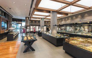 Στη Φιλοθέη άνοιξε πριν από λίγες ημέρες το κατάστημα «Βενέτη 1948», επένδυση ύψους άνω των 2,5 εκατ. ευρώ.