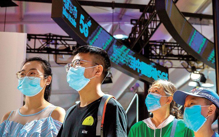Κινεζικές μετοχές 1,1 τρισ. δολ. στα χέρια των Αμερικανών
