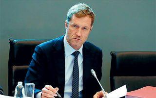 O Βέλγος πρώην υπουργός Πολ Μανιέτ.