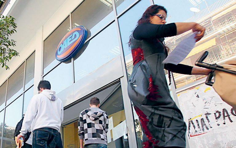 Αλλαγές στο επίδομα ανεργίας και στα προγράμματα του ΟΑΕΔ