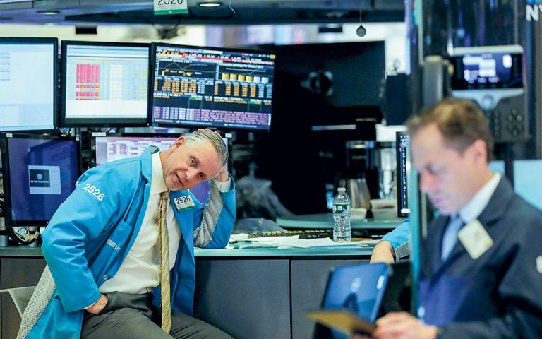 Απειλές για τη ζωή τους δέχονται χρηματιστές της Wall Street