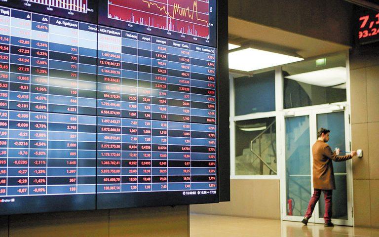 Το νέο γενικό lockdown έφερε μεγάλη πτώση στο Χρηματιστήριο