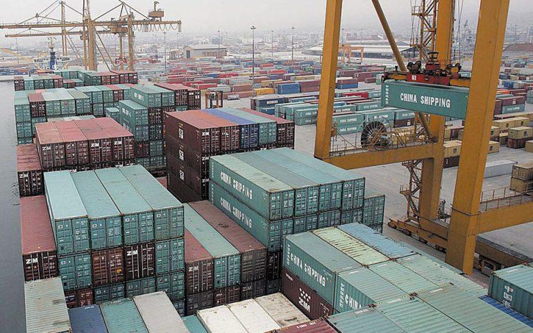 Συρρικνώθηκε κατά 9% το παγκόσμιο εμπόριο μέσα στο 2020