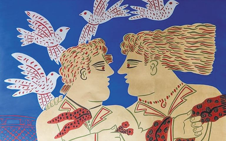Αλέκος Φασιανός: ο Ελληνας που δίδαξε στους Γάλλους ένα νέο τρόπο ν' αγαπούν