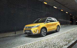 H τιμή εκκίνησης του Vitara Hybrid 2WD των 1.400 κυβικών με απόδοση 129 ίππων είναι 16.990 ευρώ.