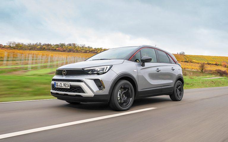 Crossland, τo νέο «πρόσωπο» της Opel