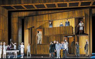 «Ο κουρέας της Σεβίλλης» από την Εθνική Οπερα και το Μπαλέτο της Νορβηγίας.