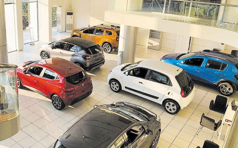 Με την… όπισθεν ξεκίνησε το 2021 η αγορά αυτοκινήτου