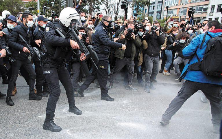 Το φάντασμα του 2013 στην Τουρκία