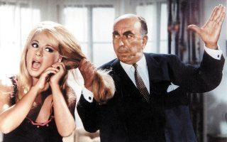 Ο Διονύσης Παπαγιαννόπουλος είχε «το πιο βαρύ χέρι» του ελληνικού κινηματογράφου (στη φωτ. με την Αλίκη Βουγιουκλάκη).