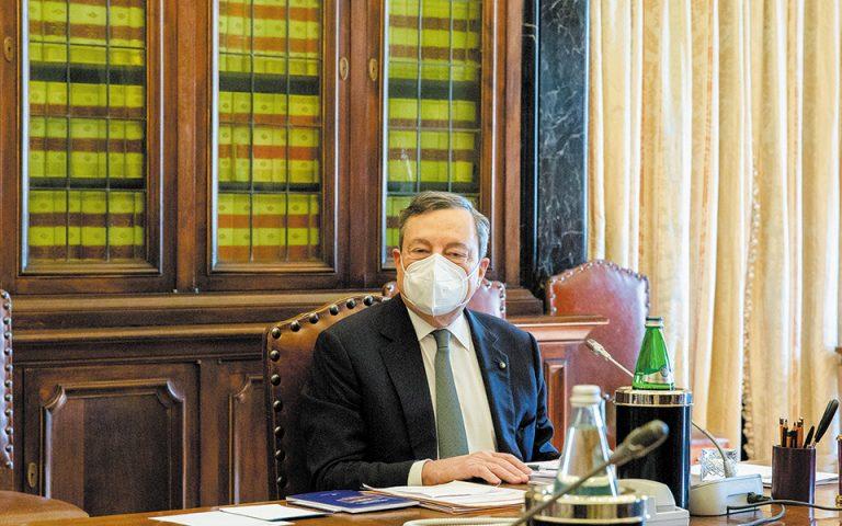 Από την ΕΚΤ στην πρωθυπουργία της Ιταλίας