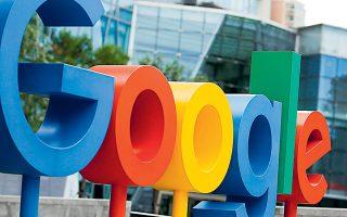 Το 95% των αναζητήσεων στη χώρα γίνεται μέσω Google (φωτ. REUTERS).