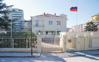 Η απόφαση της Αλβανίας να απελάσει τον διπλωμάτη Αλεξέι Κριβοσέφ, πρώτο γραμματέα της ρωσικής πρεσβείας στη Τίρανα (φωτ.), με το πρόσχημα ότι δεν τηρούσε τα μέτρα για τον κορωνοϊό, άναψε φωτιές στις σχέσεις των δύο χωρών.