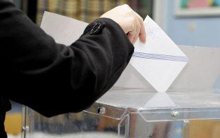 Με το σχέδιο νόμου, τίθεται όριο 3% για την εκλογή δημοτικού ή περιφερειακού συμβούλου.