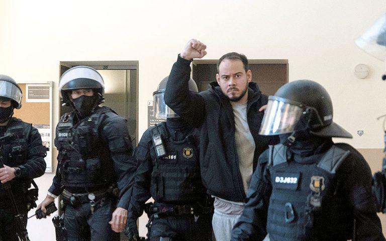 Συνελήφθη Καταλανός ράπερ