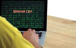 Τον Μάιο του 2017, 55 υπολογιστές του Αριστοτελείου Πανεπιστημίου Θεσσαλονίκης είχαν μολυνθεί από τον ιό WannaCry (φωτ. SHUTTERSTOCK).