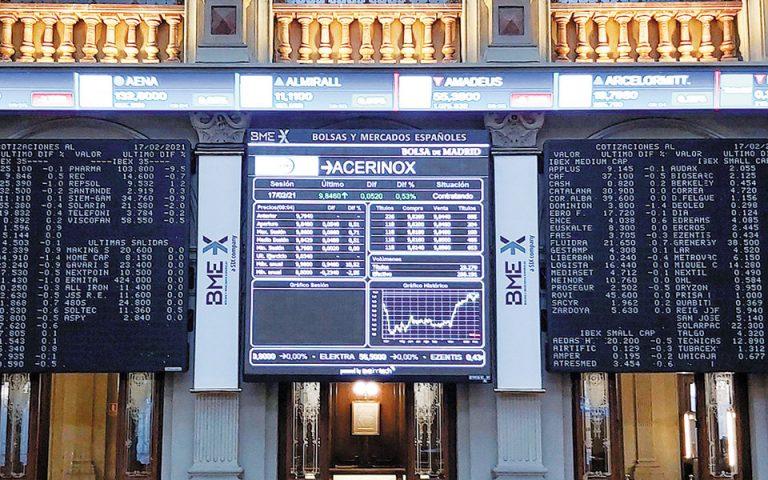 Απώλειες στις αγορές, ανησυχία για πληθωρισμό