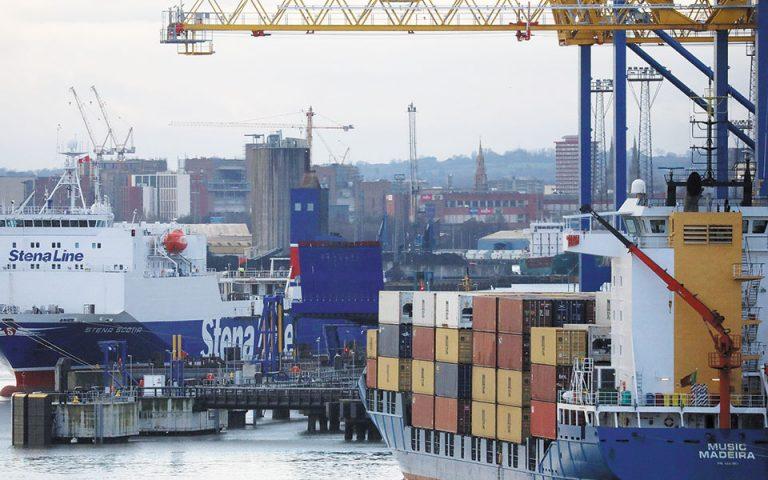 Η Κίνα, κορυφαίος εμπορικός εταίρος της Ευρώπης