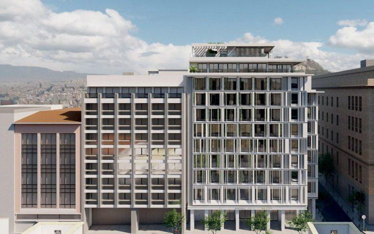 Τα νέα ξενοδοχεία της Αθήνας ετοιμάζονται για τα εγκαίνια