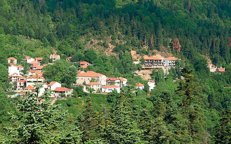Το χωριό του Αθανάσιου Διάκου ετοιμάζεται να εορτάσει τα 200 χρόνια από το 1821