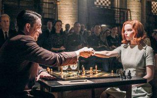 Μετά την προβολή της σειράς «Το Γκαμπί της Βασίλισσας» υπολογίζεται πως οι πωλήσεις των σκακιών μέσω eBay κατέγραψαν αύξηση 130%.