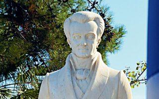 Αγαλμα του Ιωάννη Καποδίστρια, στο Ναύπλιο (φωτ. INTIME NEWS/ΜΠΟΥΓΙΩΤΗΣ ΒΑΓΓΕΛΗΣ).