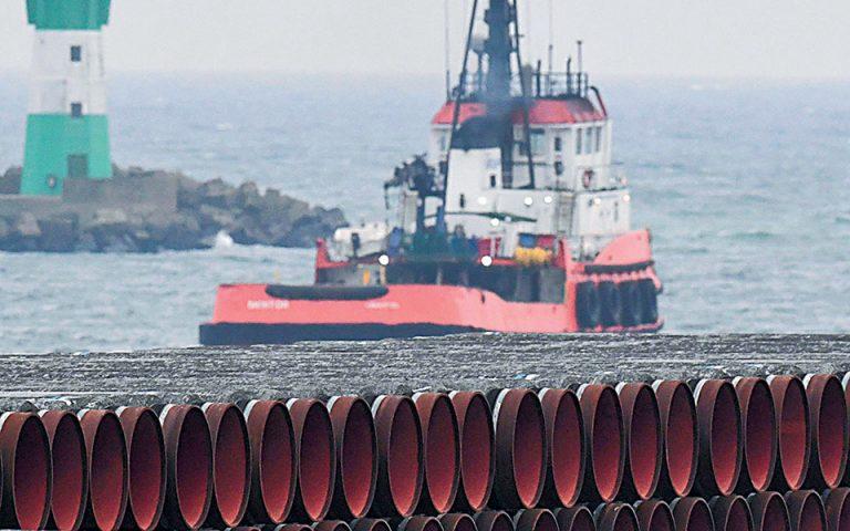 Ντρίπλα από την Ουάσιγκτον για τον αγωγό Nord Stream 2