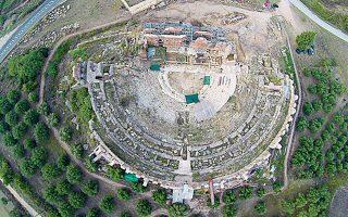 Εκδήλωση για το αρχαίο θέατρο της Νικόπολης από το Μέγαρο Μουσικής και το Σωματείο «Διάζωμα» σήμερα στις 7 μ.μ.