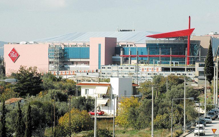 Οικοδομική άδεια με αναδρομική ισχύ για το The Mall Athens