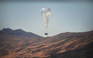 Αγνοώντας τις οδηγίες των προγραμματιστών, το αερόστατο του προγράμματος Loon της Google ανακάλυψε εναλλακτικές, αποτελεσματικότερες, μεθόδους πλοήγησης. Ενα εκπληκτικό επίτευγμα της τεχνητής νοημοσύνης, που υπενθυμίζει και τους κινδύνους από τα αυτόνομα συστήματα. (Φωτ. LOON)