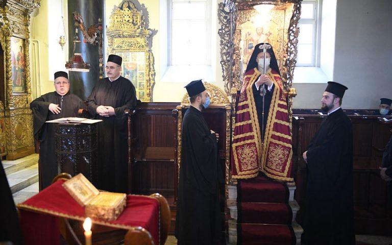 Βαρθολομαίος: Ζοφερή σελίδα στην Ιστορία η παύση λειτουργίας της Χάλκης
