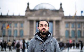 Το όνειρο του Ταρέκ Αλαούς είναι η γερμανική Βουλή να εκπροσωπεί μια μέρα όλους όσοι ζουν στη χώρα.