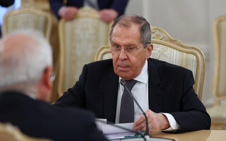 Λάβρος κατά ΕΕ ο Ρώσος υπουργός Εξωτερικών