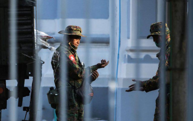 Πραξικόπημα στη Μιανμάρ – Ο στρατός κατέλαβε την εξουσία