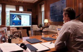 Φωτογραφία: Γραφείο Τύπου Πρωθυπουργού.