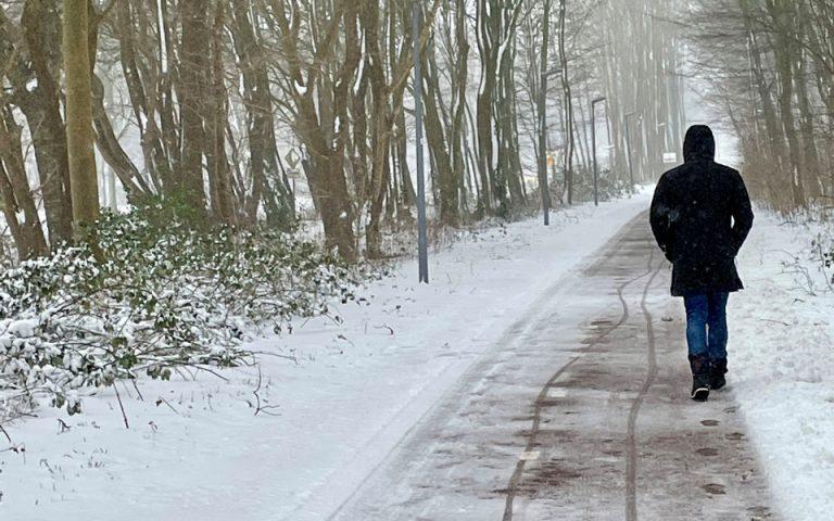 Προβλήματα σε Ολλανδία και Γερμανία από τη χιονοθύελλα Ντάρσι