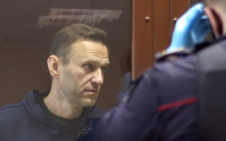ΕΔΑΔ: Ζητεί την άμεση απελευθέρωση του Ναβάλνι