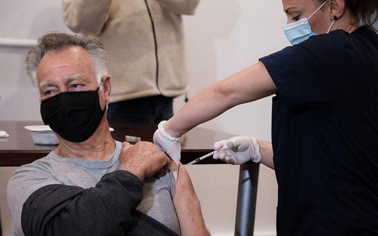 Εμβολιασμοί στην Ικαρία και τους ακριτικούς Φούρνους